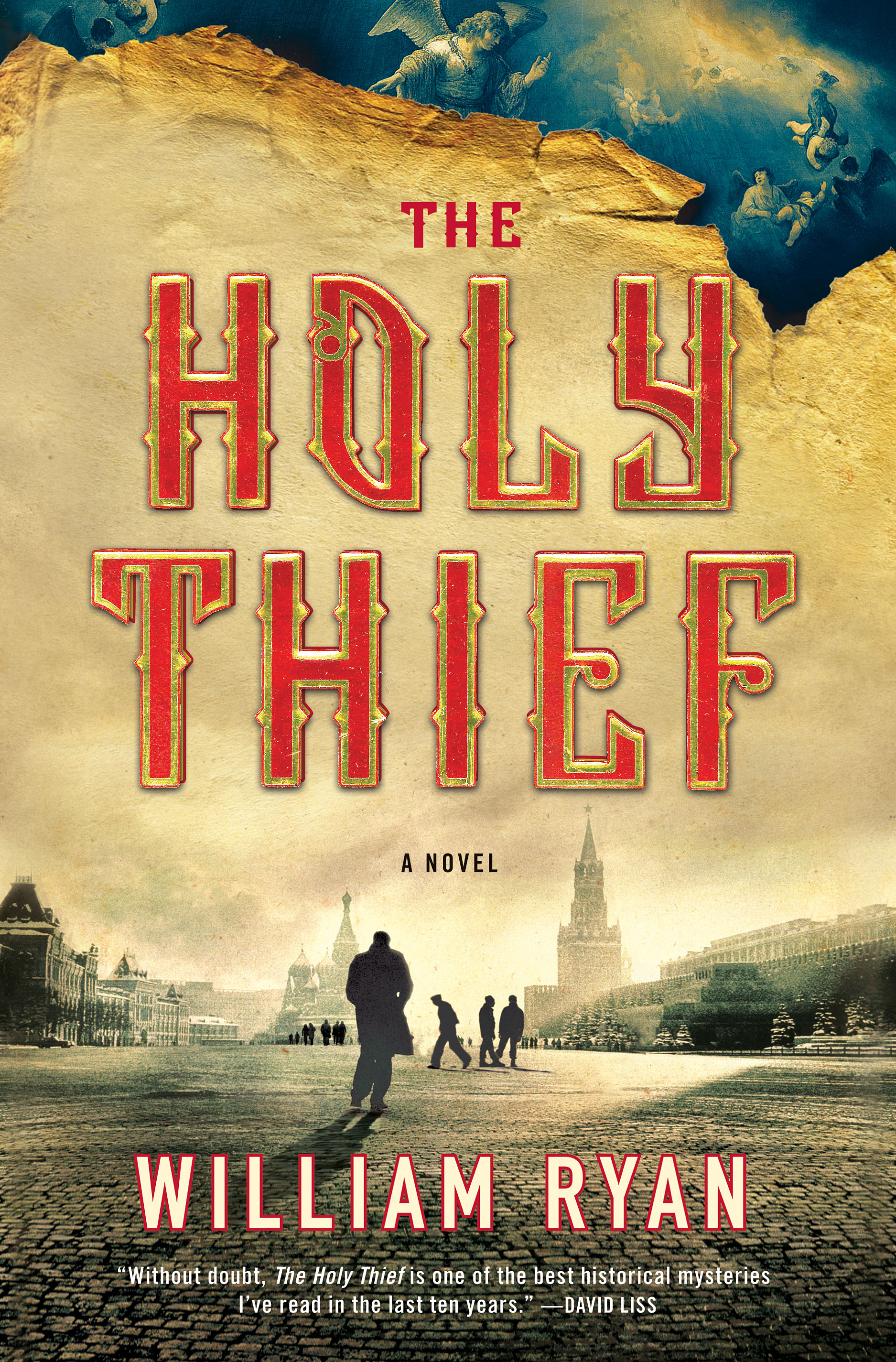 The Holy Thief: A Novel William Ryan